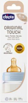 Butelka dla niemowląt Chicco Natural 330 ml