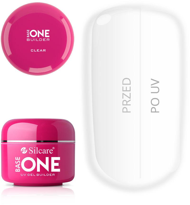 Base One Żel UV Clear 50 g
