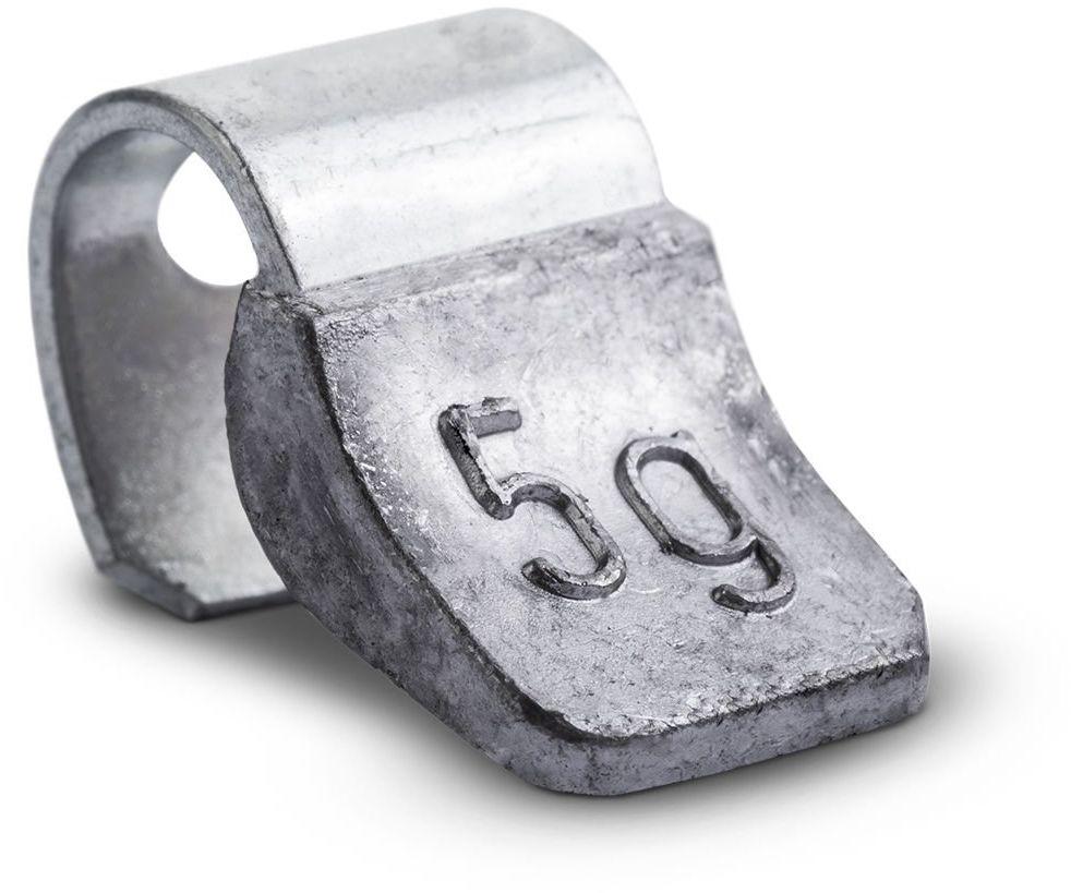 Ciężarki nabijane ołowiane Fivestars do felg aluminiowych 5g - 5g