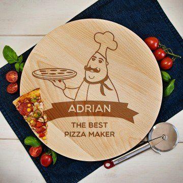 Best pizza maker - Deska obrotowa