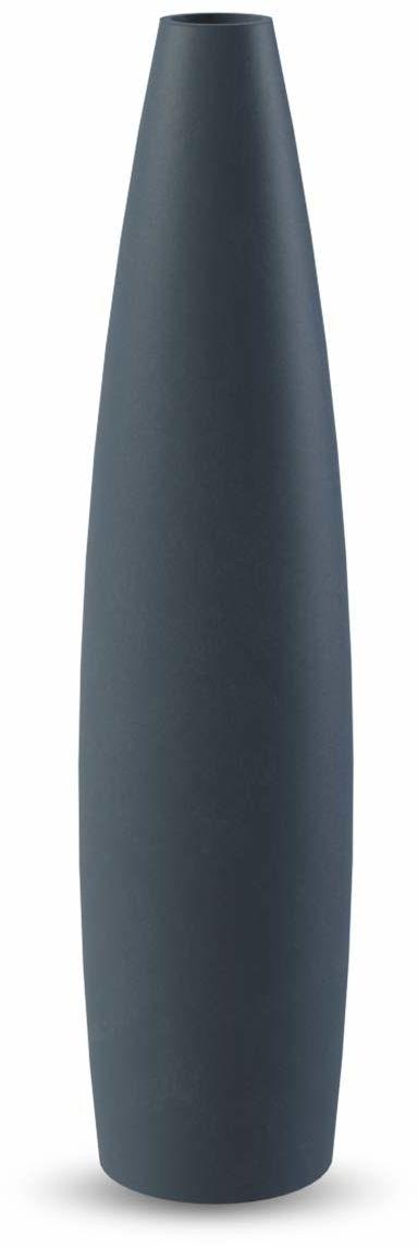 Cooee Design świecznik drewniany, kolor Midnight Blue, 7 cm