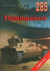 FLAMMPANZER MILITARIA 285