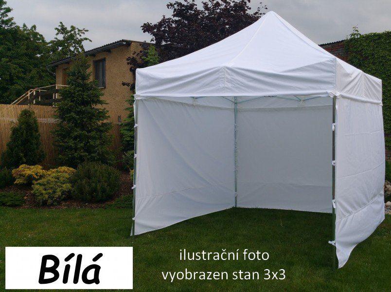 Namiot ogrodowy PROFI STEEL 3 x 6 - biały
