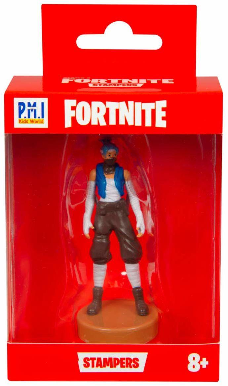 Sambro PMI-3557-2 Fortnite 3D figurki kolekcjonerskie ze stemplem, seria 2, do kolekcjonowania i wymiany, ok. 15 cm, posortowane, kolorowe
