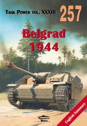 BELGRAD 1944 MILITARIA 257 Domański, Lwow, Moszczański