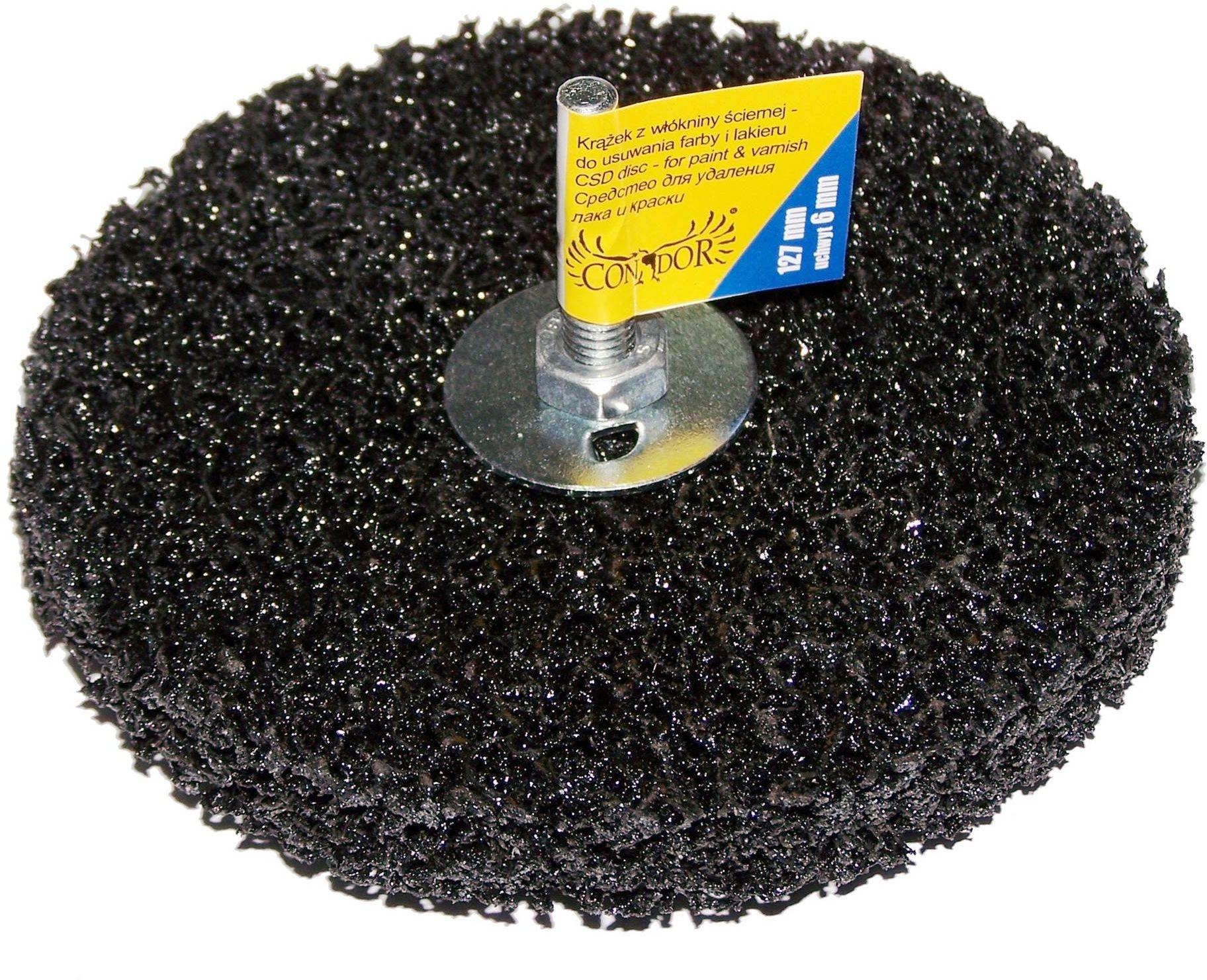 Dysk z włókniny ściernej na wiertarkę (CON-RP-61)