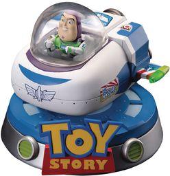 Beast Kingdom Beast KingdomFIGBTK041 Abysse Toy Story Egg Attack Buzz Lightyear''s pływająca rakieta figurka