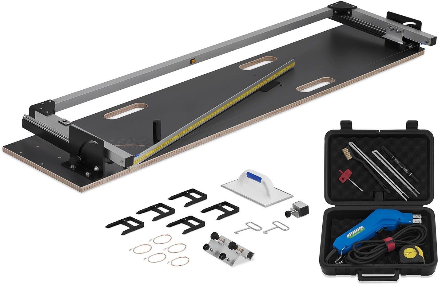 Zestaw Maszyna do cięcia styropianu - 1350/320 mm + Nóż do styropianu - 250 W - Pro Bauteam - EASYCUTTER SET - 3 lata gwarancji/wysyłka w 24h