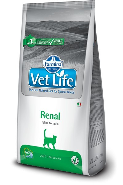FARMINA Vet Life Renal 0,4 kg Cat