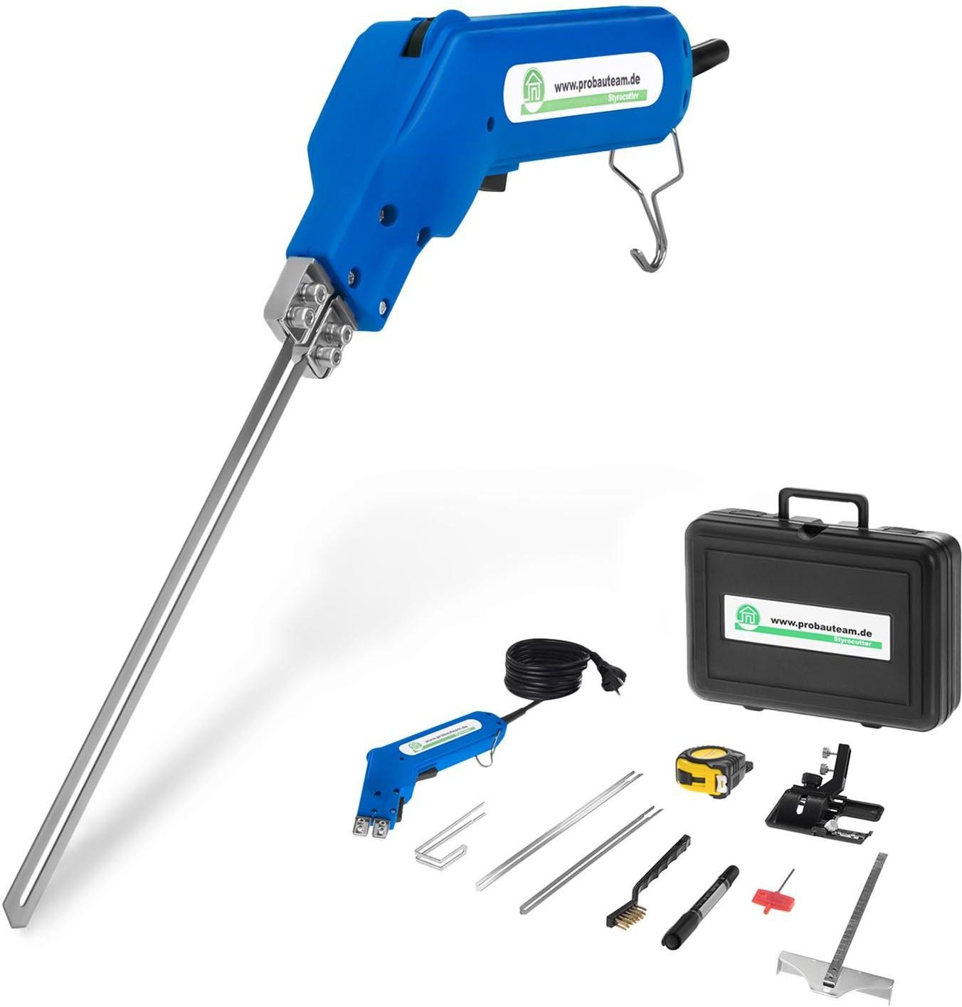Nóż termiczny do styropianu - 250 W - prowadnica - Pro Bauteam - STYRO CUTTER PBT03 - 3 lata gwarancji/wysyłka w 24h