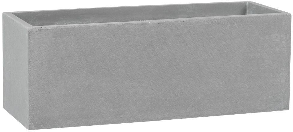 Donica z włókna szklanego D109AS szary beton