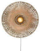 Lampa ścienna Kalimantan S