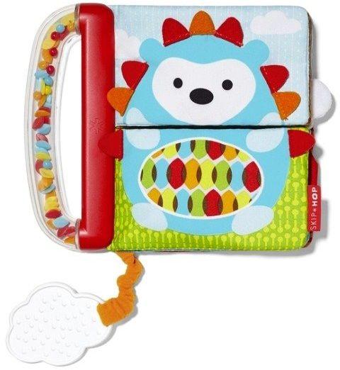 Książeczka edukacyjna Explore & More, 303301-Skip Hop, zabawki dla najmłodszych
