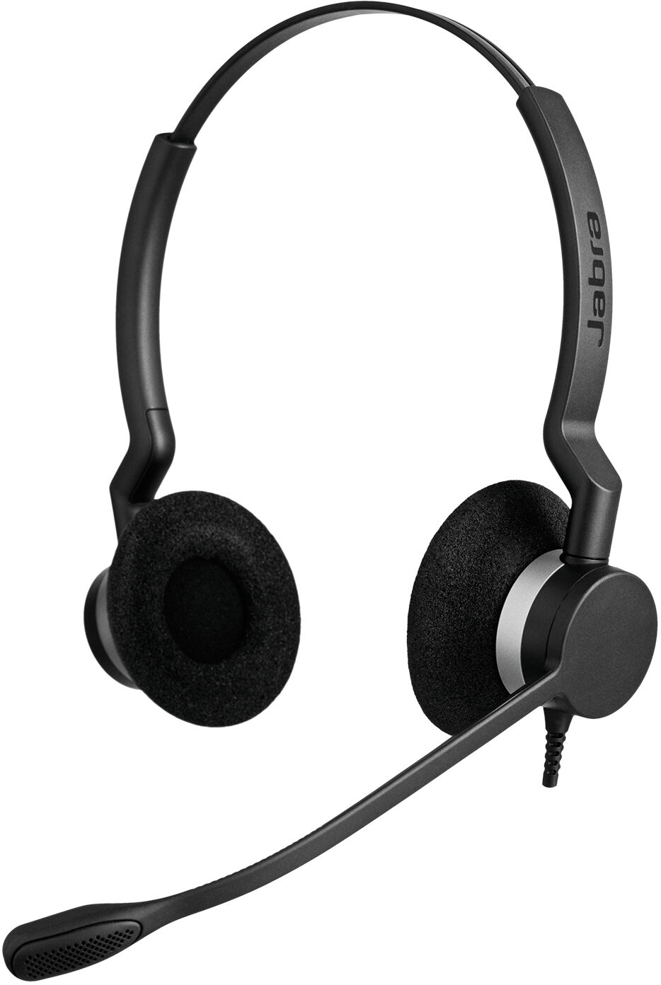 Jabra BIZ 2300 USB Microsoft Lync Duo Zestaw słuchawkowy Opaska na