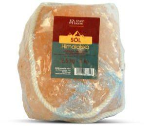 Sól himalajska 2,5-3kg - Over Horse