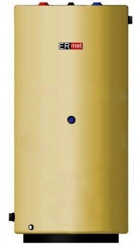 Ermet 100l dwupłaszczowy pionowy wymiennik bojler żywicowany bez skaju