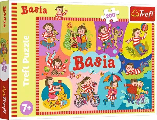 Puzzle 200 Basia 13282 - Trefl PAP