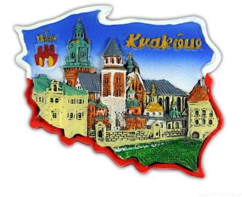 Magnes kontur Kraków, Wawel Katedra