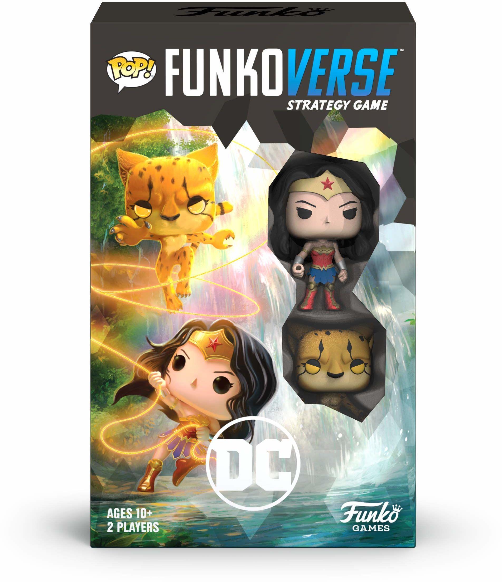 FUNKO POP! FUNKOVERSE: DC 102- Wonder Woman Expandalone