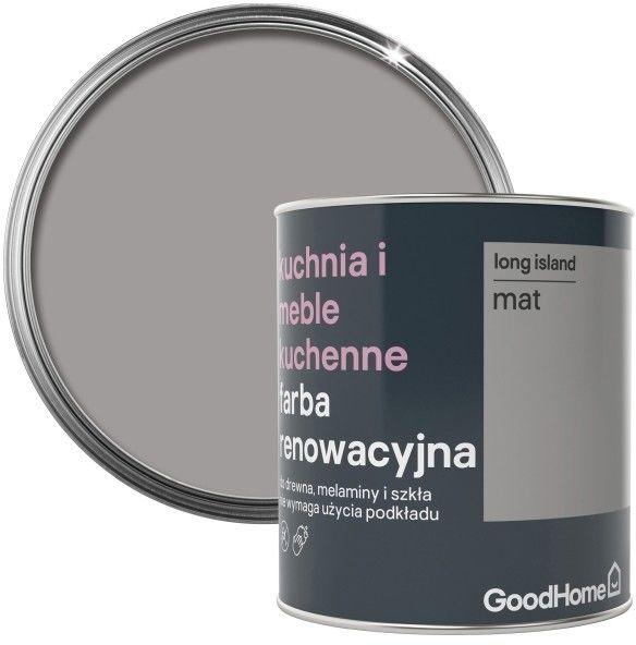 Farba GoodHome Szafki long island mat 0,75 l