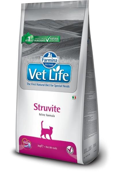FARMINA Vet Life Struvite 2 kg Cat