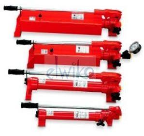 HPS-2/2A - pompa ręczna pojedynczego działania