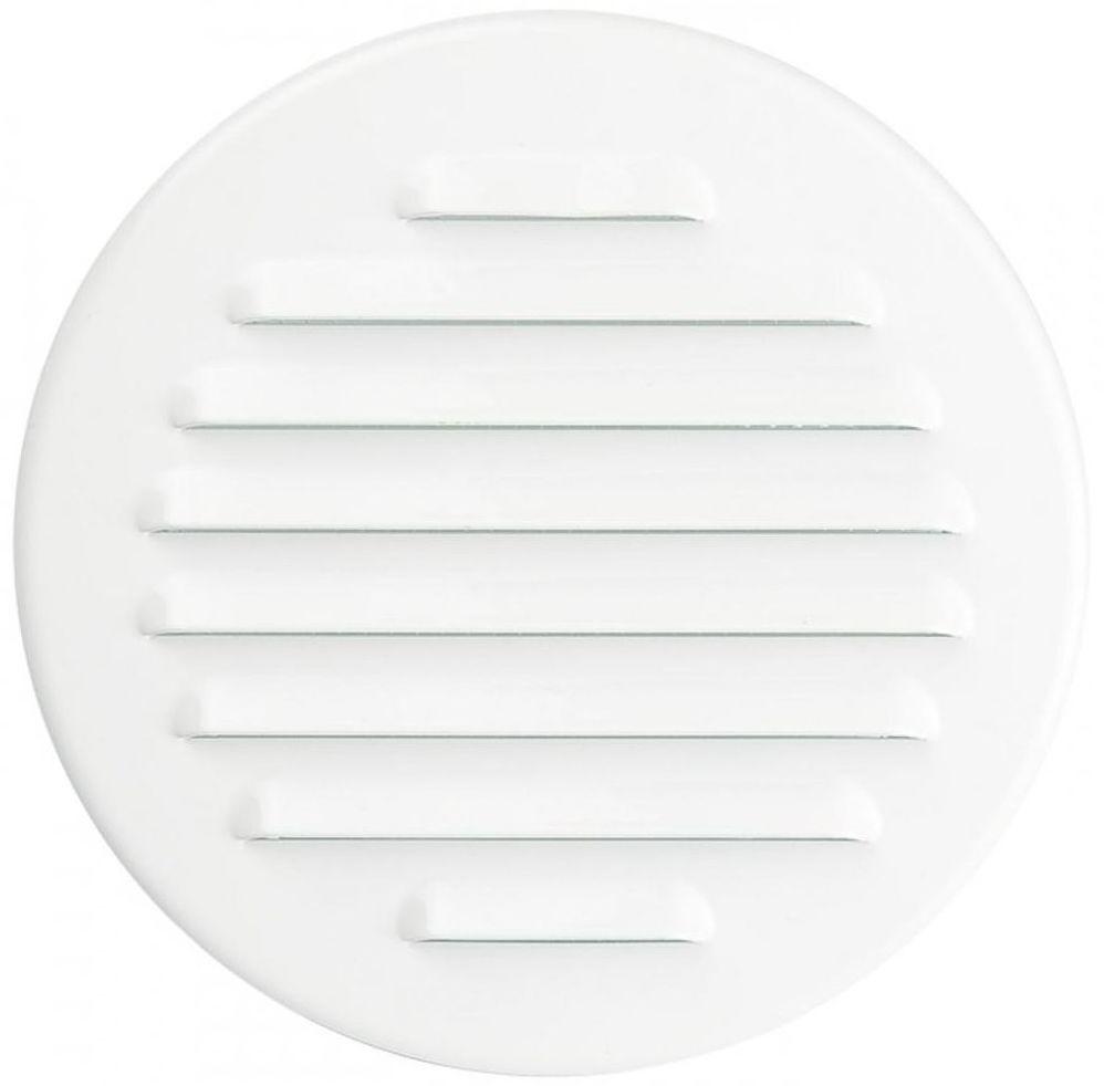 Kratka wentylacyjna stalowa 125 biała AWENTA
