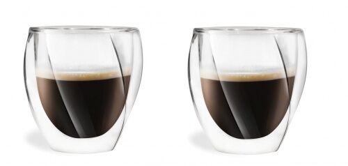 Komplet dwóch szklanek Cristallo 250 ml Vialli Design