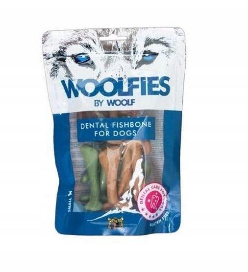 WOOLF - Przysmak dental fishbone S 200g