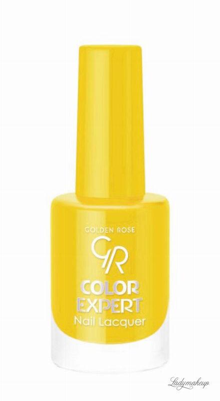 Golden Rose - COLOR EXPERT NAIL LACQUER - Trwały lakier do paznokci - O-GCX - 132