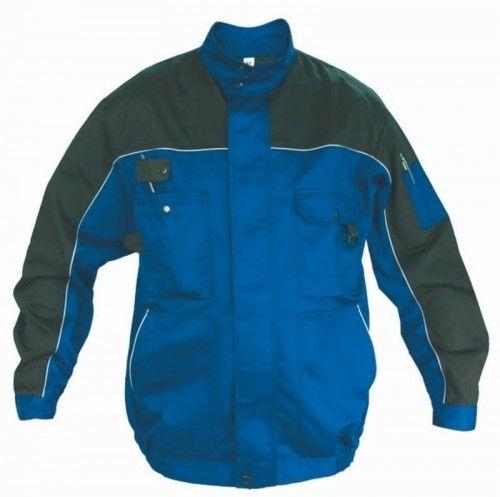 Bluza robocza ORION OTAKAR w kolorze niebiesko- czarnym WYPRZEDAŻ