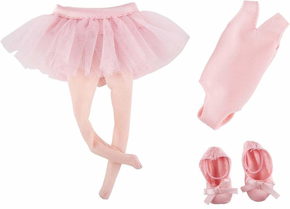 Käthe Kruse 0126862 Vera strój baletowy, różowy