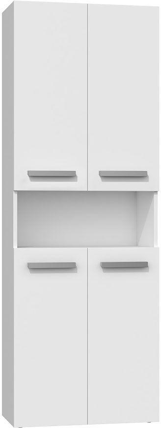 Szafka łazienkowa Malmo 2X - biała