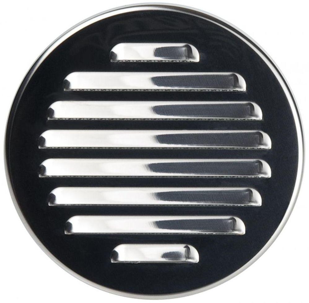 Kratka wentylacyjna stalowa 125 stal nierdzewna AWENTA