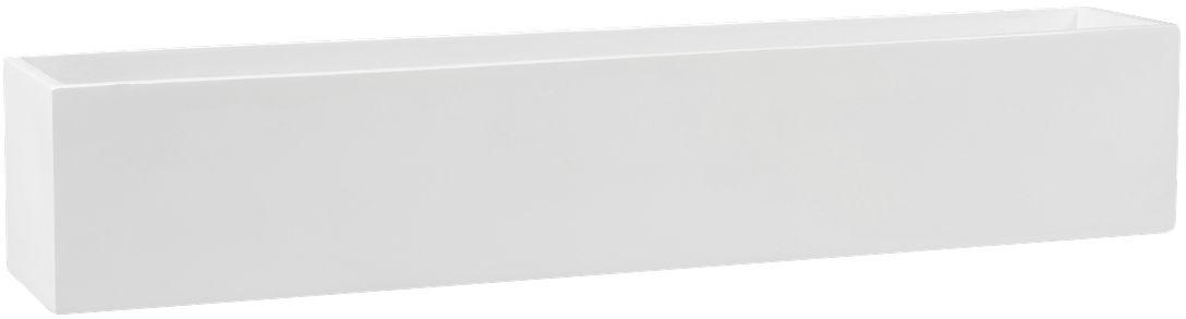 Donica z włókna szklanego D109AF biały połysk