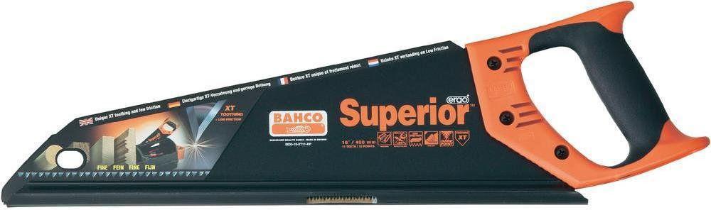 piła ręczna płatnica do drewna, 475mm, Superior BAHCO [2600-19-XT-HP]