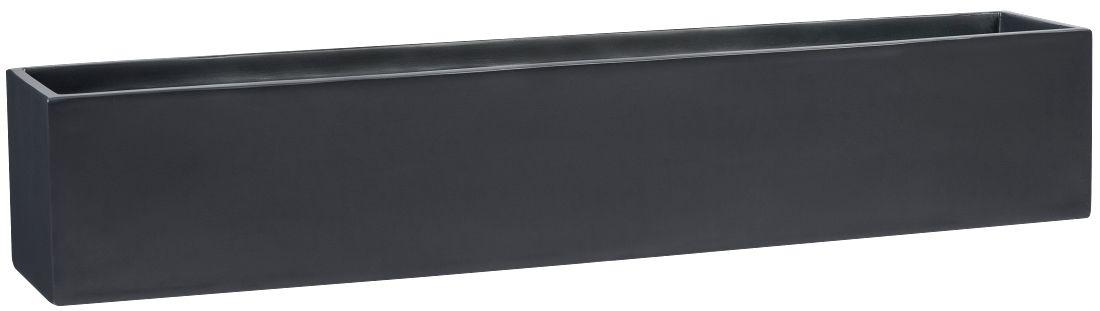 Donica z włókna szklanego D109AF antracyt mat