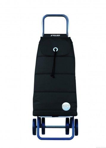 Wózek na zakupy Rolser LOGIC 2+2 Polar Negro
