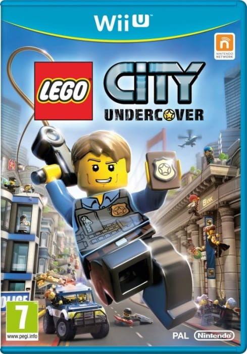 Gra LEGO City Undercover (Nintendo WiiU)