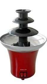 Czekoladowa fontanna do użytku domowego 500 g 32W 220-240V śr. 160x(H)230mm