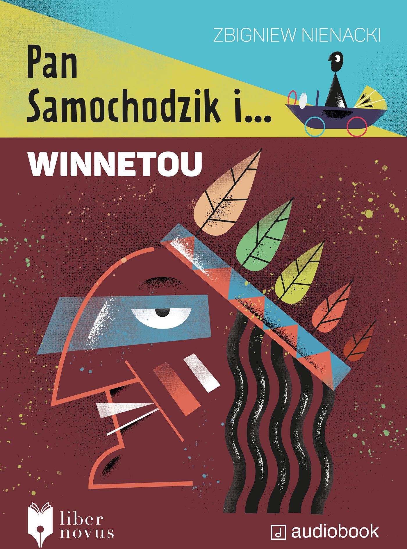 Pan Samochodzik i Winnetou - Zbigniew Nienacki - audiobook