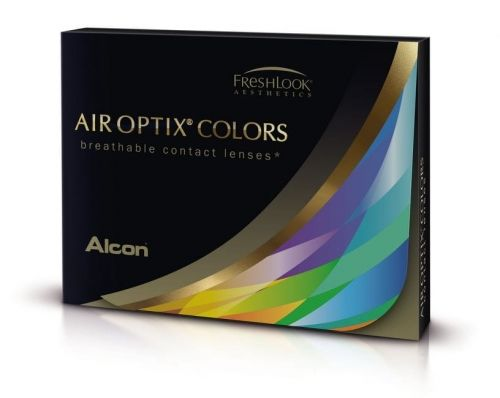 Air Optix  Colors 2 szt Moc +0,00