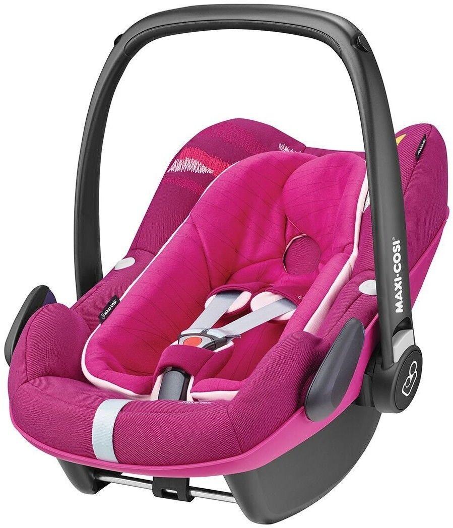 Maxi Cosi Pebble+ Fotelik samochodowy 0-13 kg Ferquency Pink