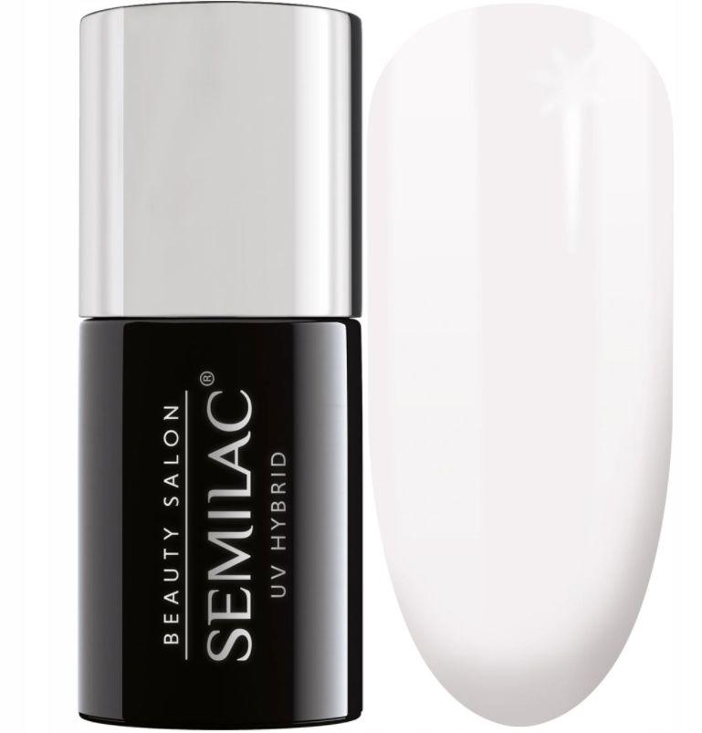 Semilac 900 IVORY WHITE SBS Lakier Hybrydowy 7ml