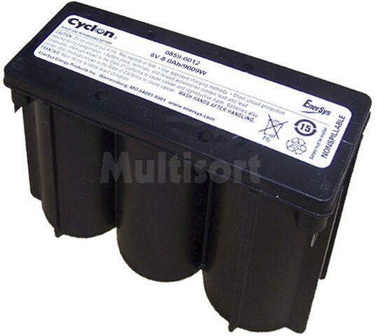Akumulator kwasowo-ołowiowy 6V 8Ah żywotność 10 lat -85 85 C