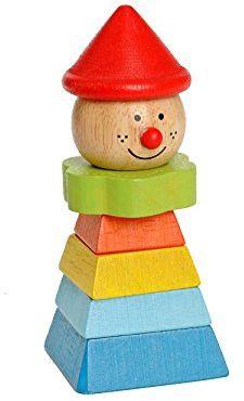 Clown - roter Hut