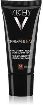 Vichy Dermablend podkład korygujący z filtrem UV odcień 95 Chestnut 30 ml