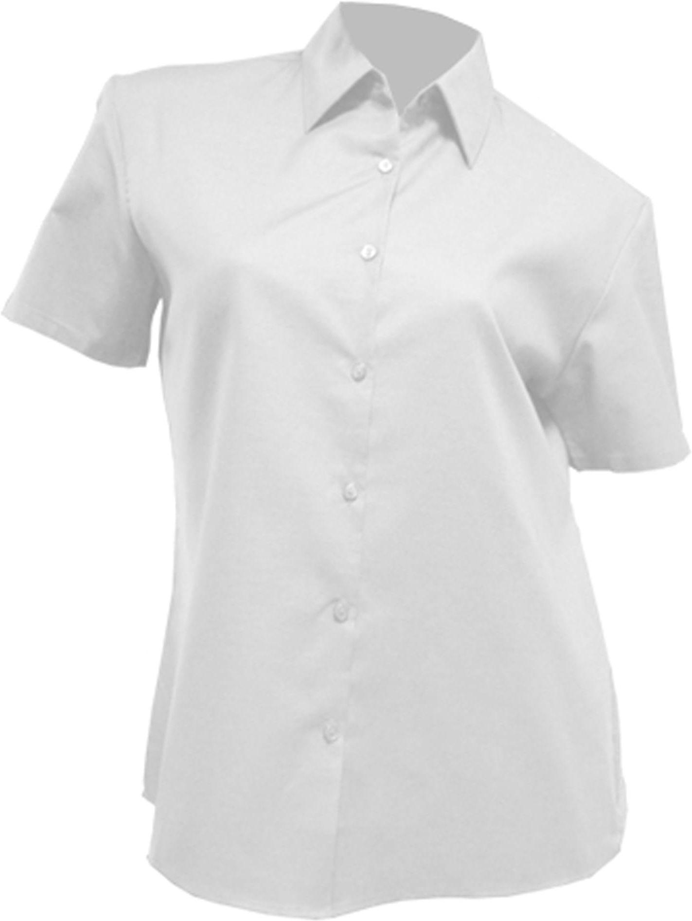 Bluzka damska OXFORD z krótkim rękawem