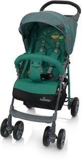 Baby Design Mini New wózek spacerowy 04 zielony