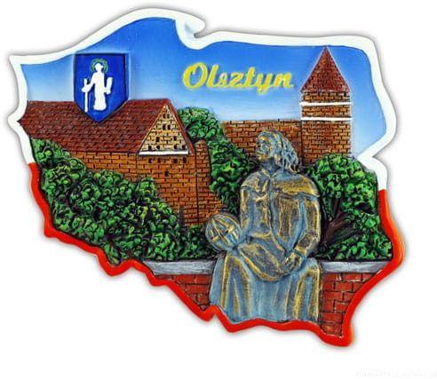 Magnes kontur Olsztyn